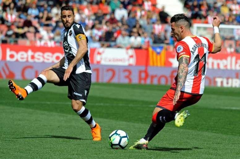 Pedro López fera ses adieux face à l'Atlético. EFE