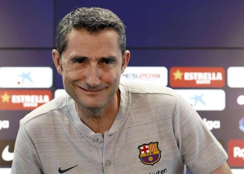 El Barça recibirá la visita del Getafe. EFE