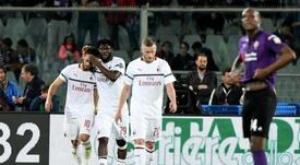 Calhanoglu sueña con volver a la Bundesliga. EFE/EPA