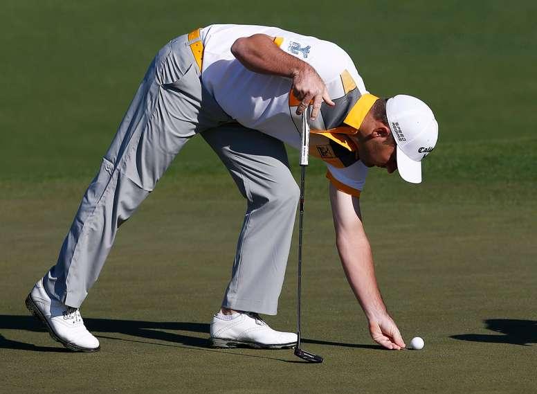 Matt Every, golfista estadounidense. EFE/Archivo