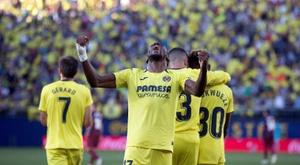 Villarreal élargie son record. EFE