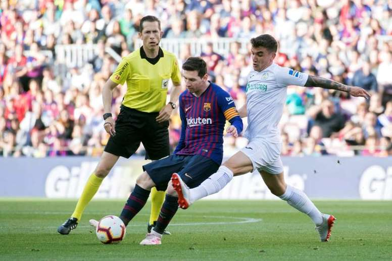 Barcelone et Messi s'en sortent bien. EFE