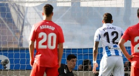Courtois saved his first penalty for Real Madrid at Real Sociedad.