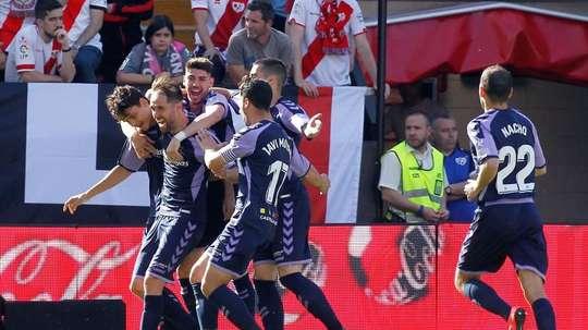 Granada y Mallorca, rivales del Valladolid en Marbella. EFE
