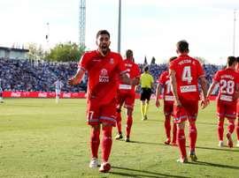 L'Espanyol jouera le tout pour le tout face à la Real Sociedad. EFE