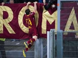 La Roma s'intéresse au nouveau talent argentin. EFE
