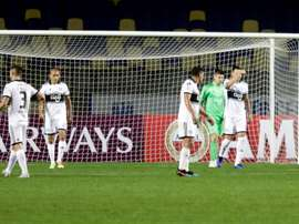 Olimpia cae en octavos de Copa ante un Tercera. EFE/Archivo