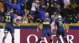 Boca lleva tres empates sin goles consecutivos. EFE/Archivo