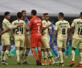 Suspendido el fútbol mexicano por el COVID-19. EFE