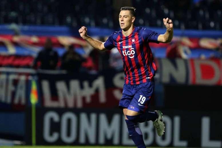 Cerro Porteño se asegura el subcampeonato con victoria. EFE