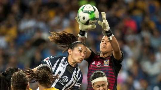 Tigres venció a Monterrey y se llevó el título. EFE