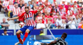 Joris Gnagnon podría abandonar Sevilla. EFE