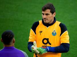 Casillas is having a tough time after illness. EFE