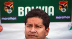 La pré-liste de la Bolivie pour la Copa América et le match amical face à la France. EFE