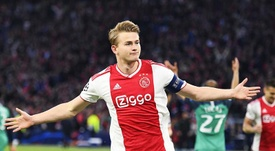 De Ligt wants more from Barcelona. EFE