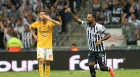 Pabón, proche de retourner à l'Atlético Nacional. EFE