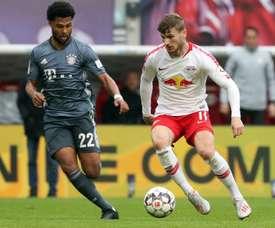Werner é um sonho antigo do Bayern. EFE