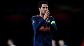 Dani Parejo pose ses conditions pour quitter Valence. EFE