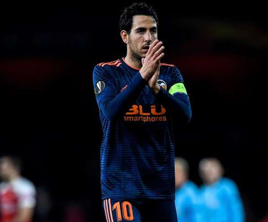 Parejo ne pense pas au Barça pour le moment. EFE