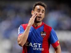 Despedida del Levante tras ocho temporadas. EFE