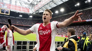 Barça will not equal United's offer for De Ligt. EFE