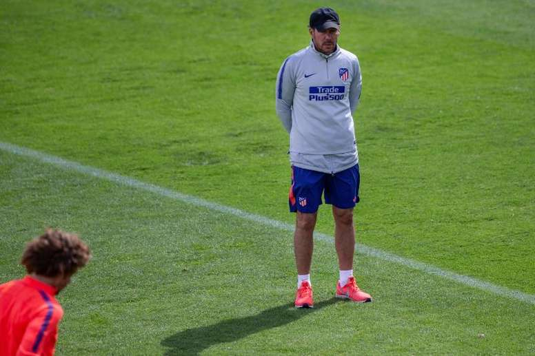 Atletico Madrid will keep their spending minimal this year. EFE