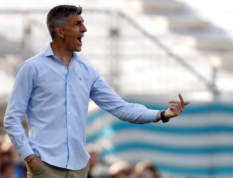 Imanol Alguacil necesita refuerzos de cara a la siguiente temporada. EFE/Archivo
