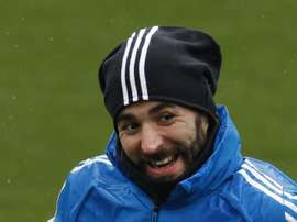 Benzema, gage de réussite en International Champions Cup. EFE