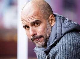 Guardiola has spent 640 million Euros at City. EFE