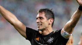 Seis ex de la Liga MX que siguen compitiendo en Sudamérica. EFE/Archivo