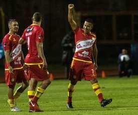 Sport Huancayo da el primer paso a la final. EFE/Archivo