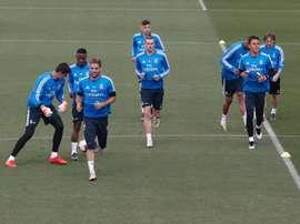 Real Madrid tem mês de julho de Champions. EFE
