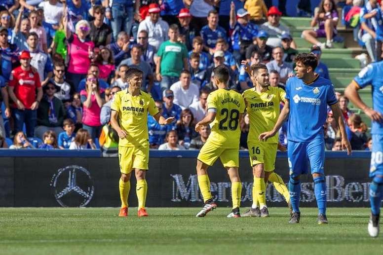 Complicada temporada para el Villarreal. EFE
