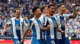 Clasificado para la Europa League al finalizar séptimo en LaLiga 2018-19. EFE