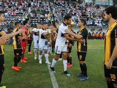 Olimpia termina la Liga sin perder. EFE