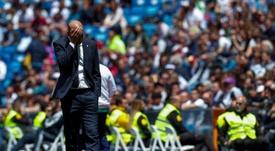 Le Real Madrid reprendra l'entraînement le 7 juillet. EFE