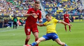 Cádiz y Osasuna fueron incapaces de hacer gol en Carranza. EFE