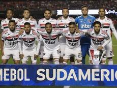 Sao Paulo vuelve a empatar y Gremio no arranca. EFE