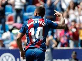 Tres jugadores del Levante acaban su cesión. EFE/Archivo