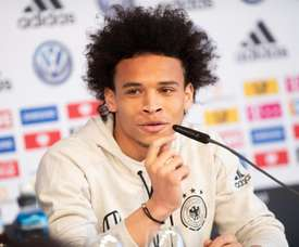 Hoeness all but confirms Leroy Sané's signing for Bayern. EFE