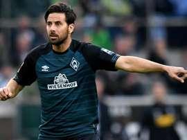 Adiós, Pizarro. EFE