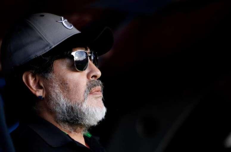 Confirmado: Maradona continuará en Dorados. EFE