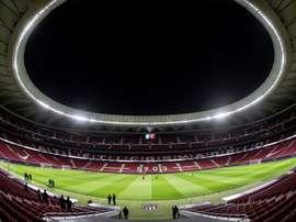 L'Atlético pourrait gagner jusqu'à 120 millions d'euros pour la LDC. EFE/Archivo