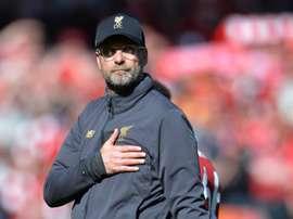12 giocatori nel mirino del Liverpool per rinforzare l'attacco. EFE/Archivo