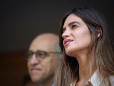 Sara Carbonero, esposa de Casillas, operada de un tumor. EFE/Archivo