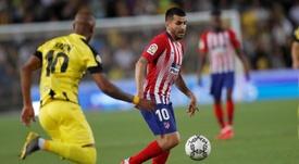 Correa va aller à Milan pour 50 millions d'euros plus bonus. EFE