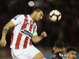0-0 en el estadio Centenario de Montevideo. EFE