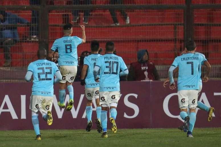 Sporting Cristal y Melgar se dan un capricho. EFE