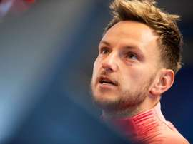 Juventus study ways to sign Rakitic. EFE