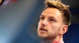 Juventus study ways to sign Rakitic. EFE